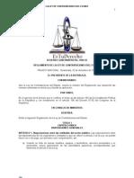 Reglamento de la Ley de Contrataciones del Estado (Decreto 1056-92)