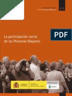 participación social personas mayores