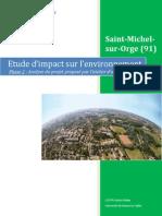Etude d'Impact Sur l'Environnement Licence 3 2007