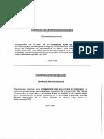 Licences fédérales accordées pour des exportations d'armes depuis la Belgique entre juillet et décembre 2008