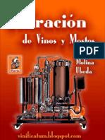 Filtración de Vinos y Mostos