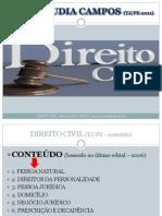 Tj.pe - Curso Completo - Agosto 2011