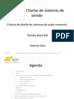 Sesión 2-Criterio de diseño de sistemas de audio comercial_17_11_10