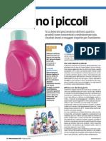 Detersivi Liquidi Universali Per Lavatrice e Prodotti Cattura Colore Altroconsumo 245