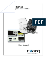 Exacq CH User Manual