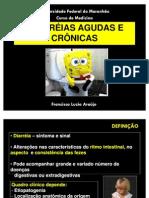 DIARRÉIAS+AGUDAS+E+CRÔNICAS