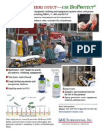 Bio Protect EMS Brochure 2012