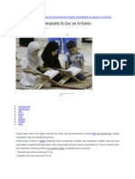Cara Mudah Hafal Quran
