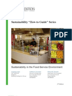 IFMA_Sustainabilit in Food Service_Updated2011_FINAL_5 12 11