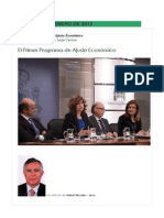 (Primer Ajuste Económico 2012)