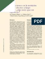Alteraciones Nutric Fetal y Efectos Largo Plazo Taller 4