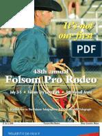 Folsom Rodeo 2008