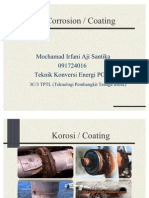 Corrosion and Coating