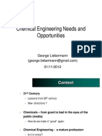 GL Chem Eng. & Opport. in 21st Century