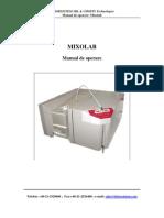 Manual Mixolab Ro