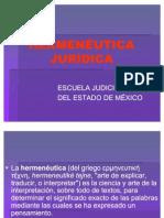 1HERMENÉUTICA JURÍDICA 2006