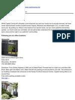 Capital Caring - Locations - 2011-06-05