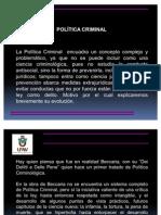 diapositivas de Criminologia