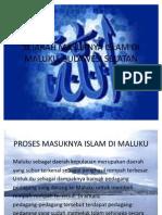 Sejarah Masuknya Islam Di Maluku, Sulawesi Selatan