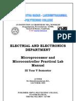 microcontroller lab manual binary coded decimal microcontroller rh scribd com microprocessor and microcontroller lab manual vtu 8051 microcontroller lab programs vtu
