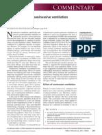 Best Practices for Noninvasive Ventilation
