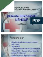 Demam Berdarah Dengue Siap Presentasi