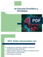 1- Accidente Vascular Encefálico