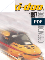 1997 skidoo fomula 500 operators manual