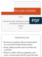 Diabetes Dan Stroke (Tonny)