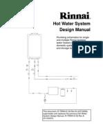 Hot Water Design Manual