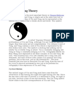 YIN and YANG Theory