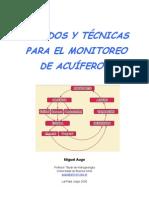 informe de monitoreo