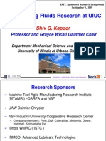MWF Research at UIUC