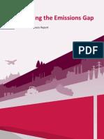 Bridging the Emissions Gap
