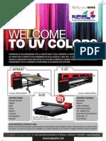 Koi Printers Uv