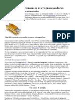 Como Funcionam Os Micro Process Adores