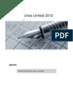 Weltwirtschaft 2010