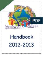 Discovery Kidzone Handbook 2012