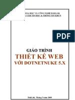 Giao Trinh Thiet Ke Web Voi Dot Net Nuke 5.X_new_in_OK
