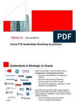 Oracle Gold Eng Workshop