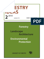 Forestry Ideas BG 2010-16-2