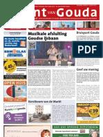 De Krant Van Gouda, 12 Januari 2012