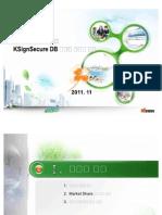 KsignSecureDB(Plug in SPIN) V1.5
