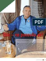 Josip Kalaica, bugojanski umirovljenik