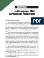 SDM Berbasis Kompetensi