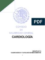 3.- CARDIOLOGIA
