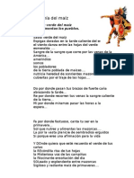 Sinfonía Del Maíz
