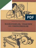 Maskindeler, verktøy og smøremidler 1982 NO