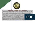 GA Taxes Delinquent-Businesses