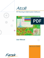 Atoll 2.8.2 User Manual Radio E0